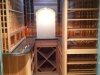 Fort Lauderdale Florida Sawran Wine Cellar Project - High Density Storage