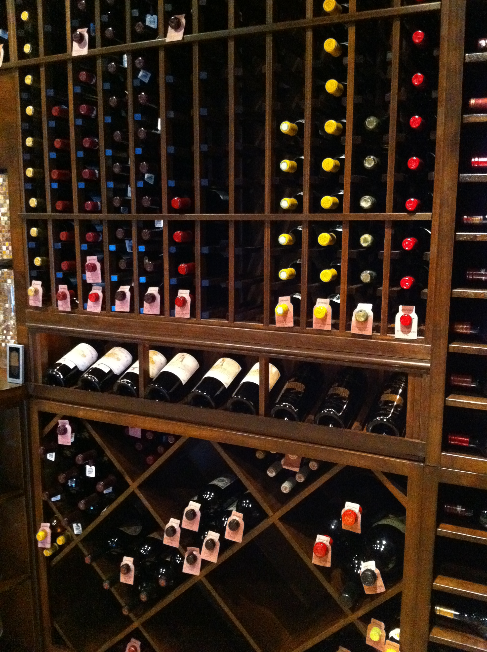 custom wine cellars south florida  u2013 s m  private residential collection boynton beach   wine