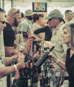 Clearwater Beach Uncorked is a pre-Valentine's Day Wine Festival held in Clearwater Beach, Florida. It is one of the most anticipated events in February 2016.