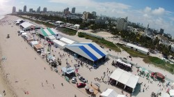 The South Beach Wine and Food Festival is one of the grandest charitable events in Florida. It is a wine tasting occasion that features the most popular names in the wine and food industry.