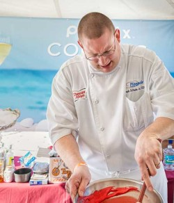 Clearwater Beach Uncorked features the top culinary experts in Florida serving attendees a variety of delicious dishes to pair with a collection of fine wines.